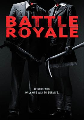 BATTLE ROYALE BY TAKESHI,BEAT (DVD)